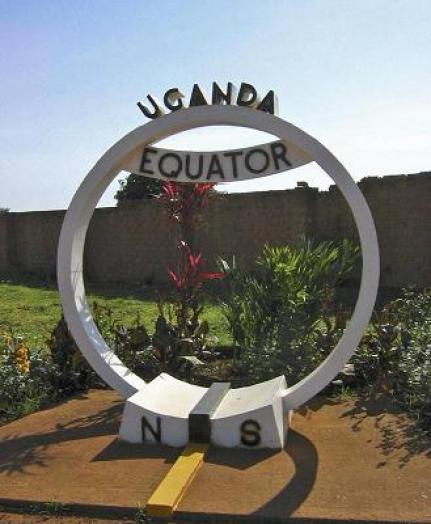 Equator Uganda Africa muzungo