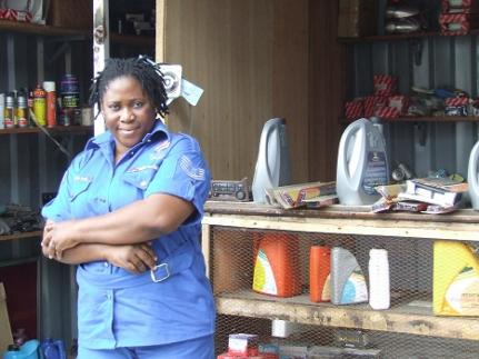 Sandra Aguebor- Ekperuoh, Lady Mechanics Initiative, Nigeria, Social Enterprise