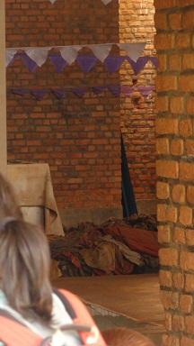 Nyamata church saw 10,000 Rwandans dies in the 1994 genocide