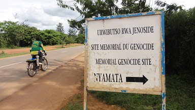 Nyamata Church is now a memorial for 10,000 dead Rwandans
